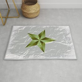 You must be my lucky star Rug