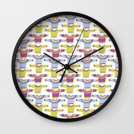 Jumpers  Wall Clock