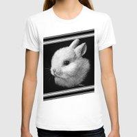 bunny T-shirts featuring Bunny by Creadoorm