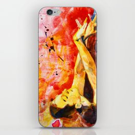 Dancer I iPhone Skin