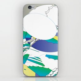 Color #2 iPhone Skin