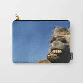 Happy Horse Photography Print Carry-All Pouch