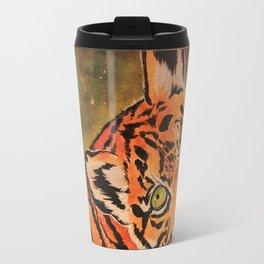 Warm Colors Travel Mug