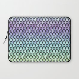 Pretty Mermay Scales 39 Laptop Sleeve