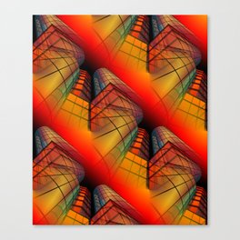 3D - abstraction -63- Canvas Print