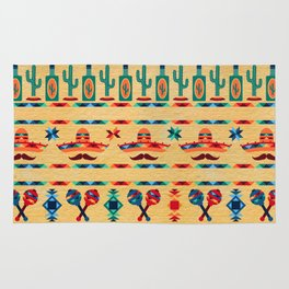 Agave Pattern Rug