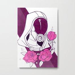 Tali Metal Print