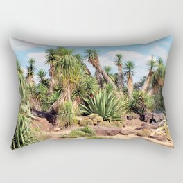 Arid Zone Rectangular Pillow