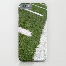 Football Lines Slim Case iPhone 6s