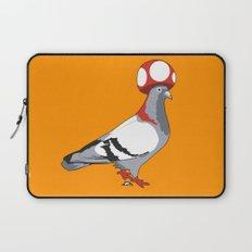 Pigeon Toad. Laptop Sleeve