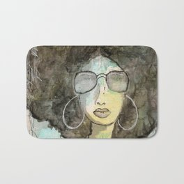Dope Girl Bath Mat
