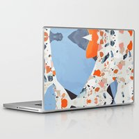 swedish Laptop & iPad Skins featuring Swedish Lava by Pearlyn Chiam