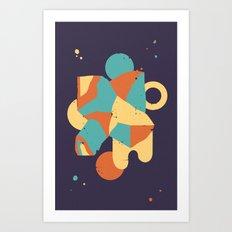 Lifeform #2 Art Print