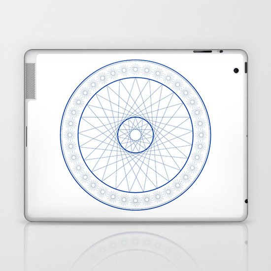 Anime Magic Circle 18 Laptop & iPad Skin