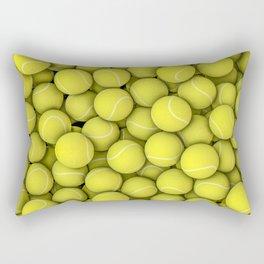 Tennis balls Rectangular Pillow