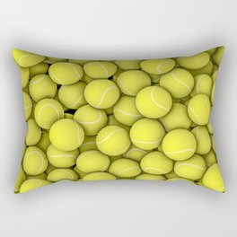 Tennis balls Rectangular Pillow