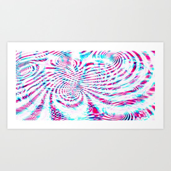 Blind Trip B Art Print