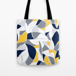 Abstract winter mood II Tote Bag