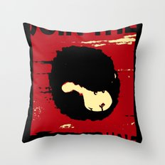 Join us Throw Pillow