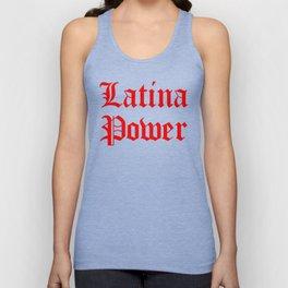 Latina Power Unisex Tank Top