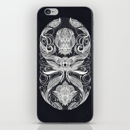 All Things Sacred iPhone Skin