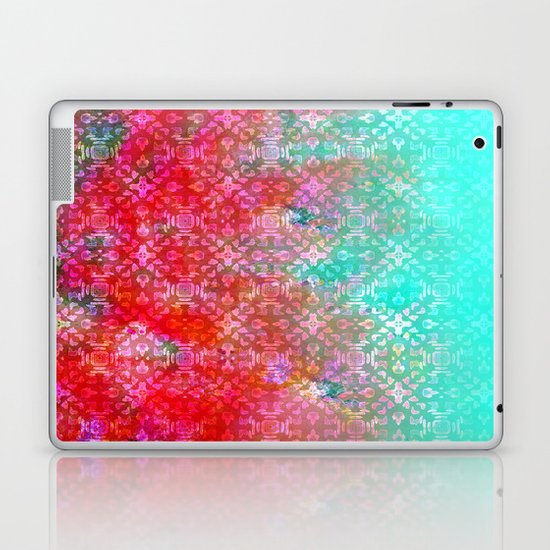 Blushing Tribal  Laptop & iPad Skin