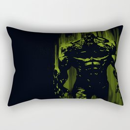 The Green Thing Rectangular Pillow