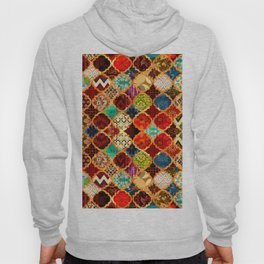 -A32- Epic Colored Traditional Moroccan Artwork. Hoody