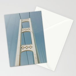 Mackinaw Bridge Stationery Cards
