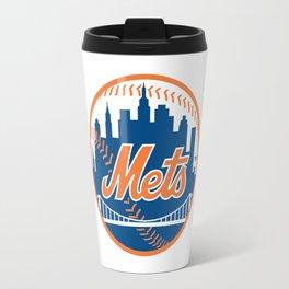 New Yorks Mets Travel Mug