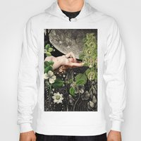 Hoodies featuring HESPERUS by Julia Lillard Art