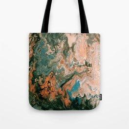 Atomic Rush Tote Bag