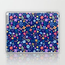 "Cute Floral pattern in the small flower. ""Ditsy print"". Vintage. Laptop & iPad Skin"