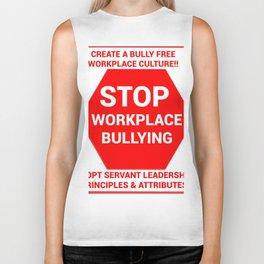 Stop Workplace Bullying Project Biker Tank
