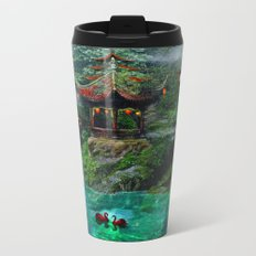 Tale of the Red Swans Metal Travel Mug