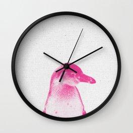 Penguin 02 Wall Clock