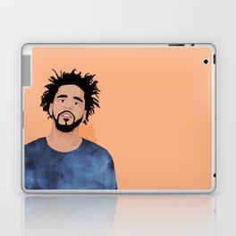 J Cole, Salmon Laptop & iPad Skin
