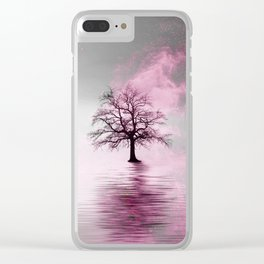 Stardust Clear iPhone Case