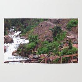Alpine Bridge Adventure Rug