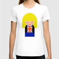 tyler spangler T-shirts featuring Rose Tyler by Kellyanne