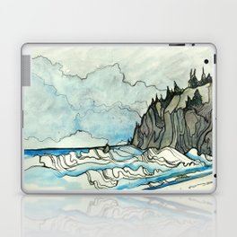 Manzanita Coastline Laptop & iPad Skin