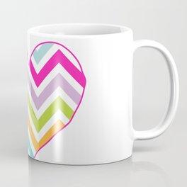 Crazy heart Coffee Mug