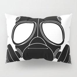 Gas mask Pillow Sham