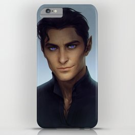 Rhys iPhone Case