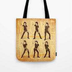 Move Like Jagger (MOVE LIKE COLLECTION) Tote Bag
