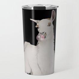 LLAMA IN L.A. Travel Mug