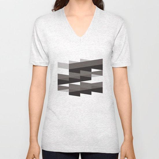 Aronde Pattern #02 Unisex V-Neck