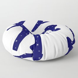 Chinese Year of the Dog Floor Pillow