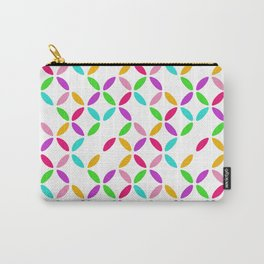 Colour Block Carry-All Pouch