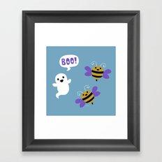 BooBees! Framed Art Print